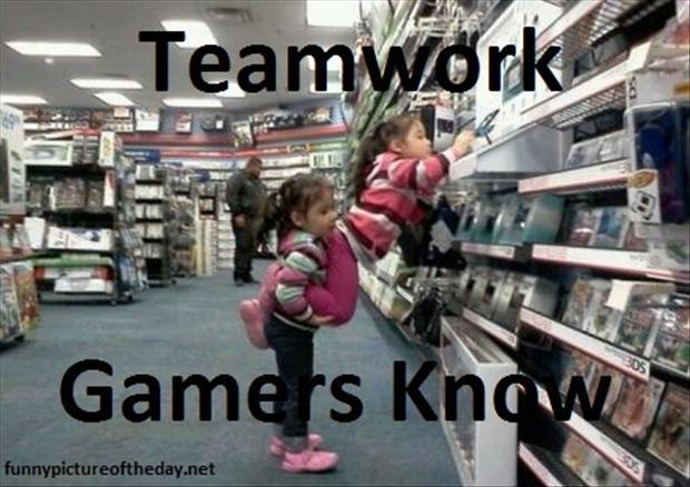 gamers, funny pictures