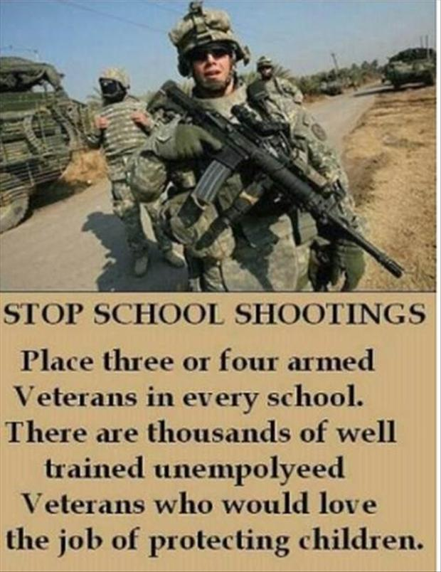 how to stop school shootings