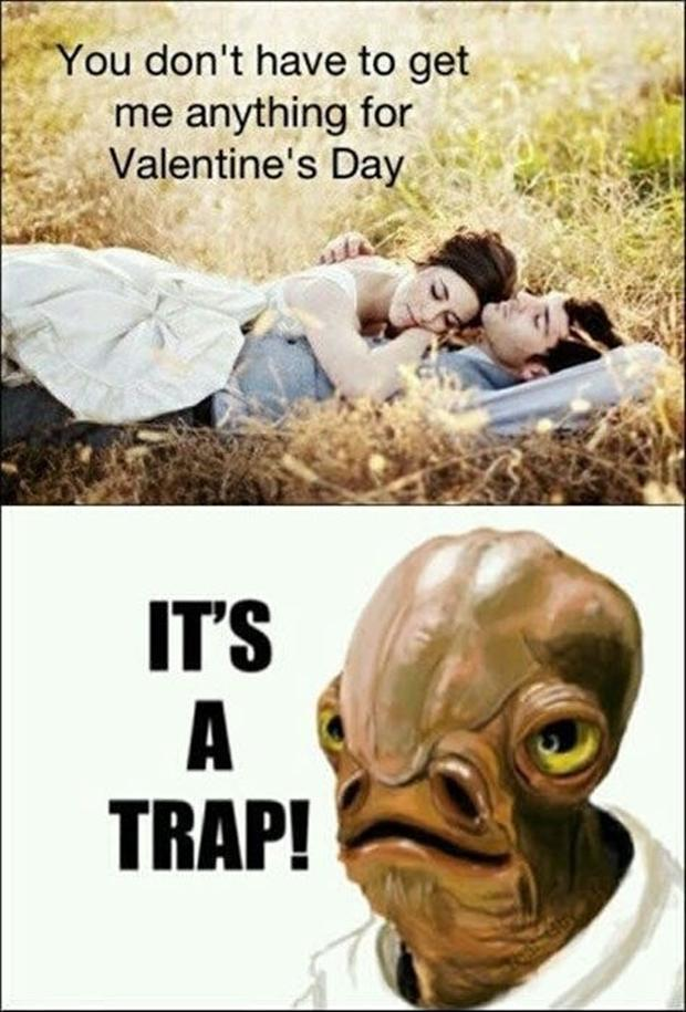 its a trap, valentine's day pictures