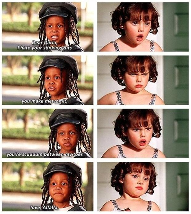 little rascals, funny pictures