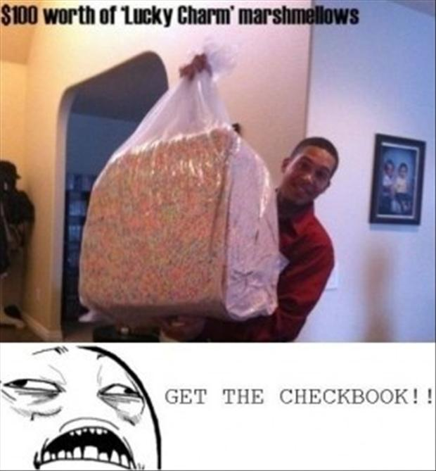 lucky charms funny pictures