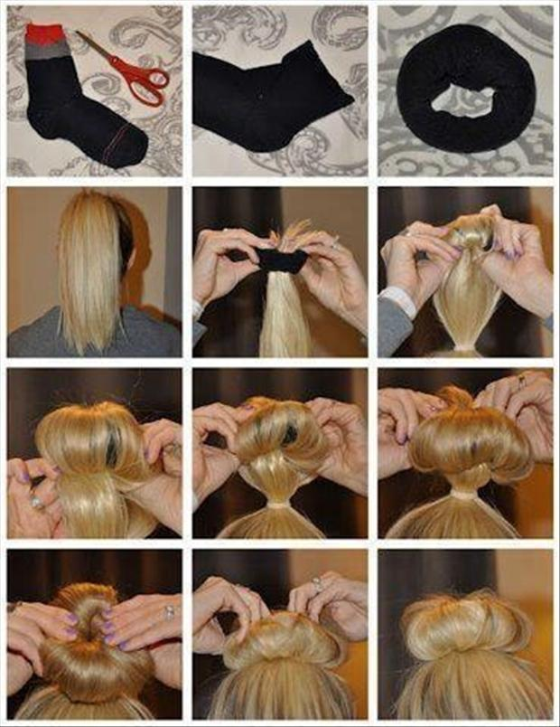 make your own hair ties smart ideas