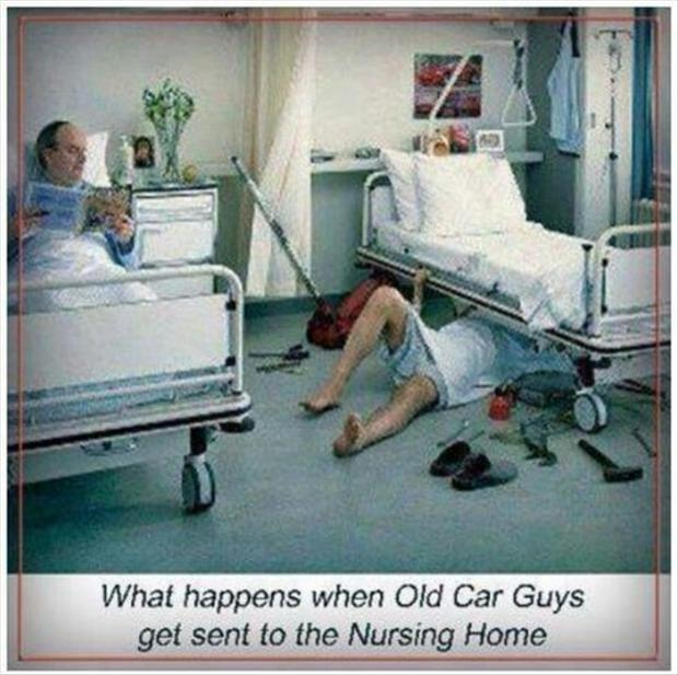old people in nursing homes, funny pictures