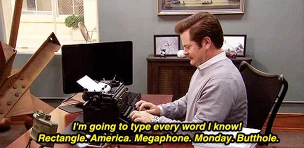 ron swanson funny quotes