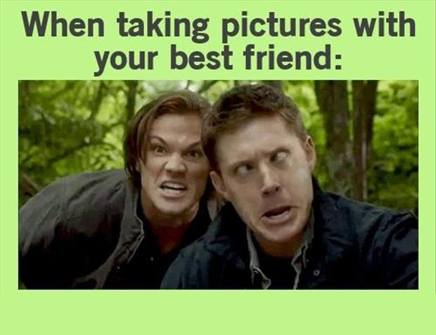 supernatural funny pictures