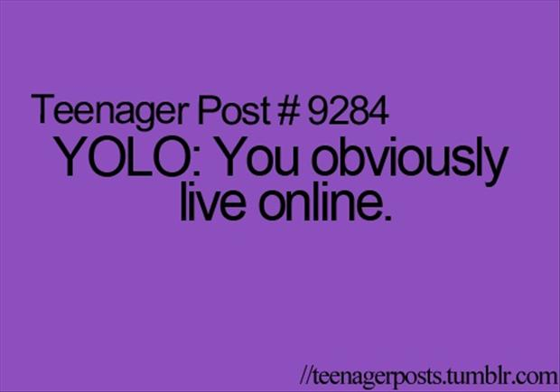 what does yolo mean