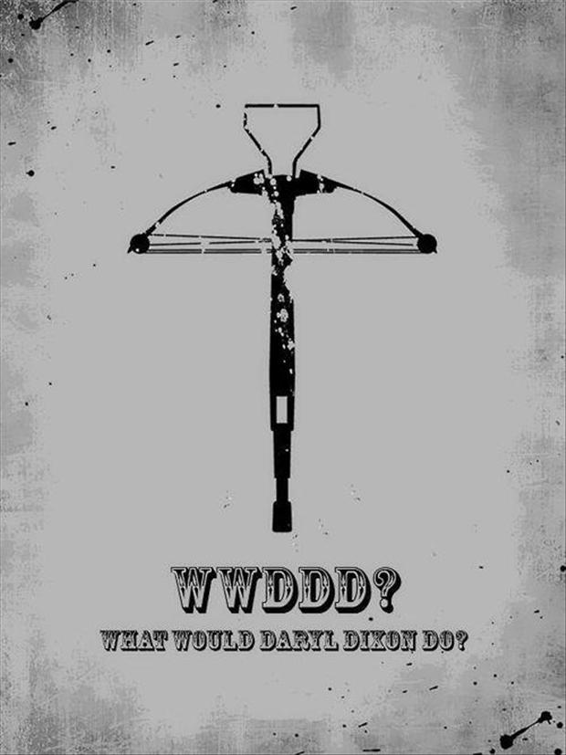 what would daryl dixon do