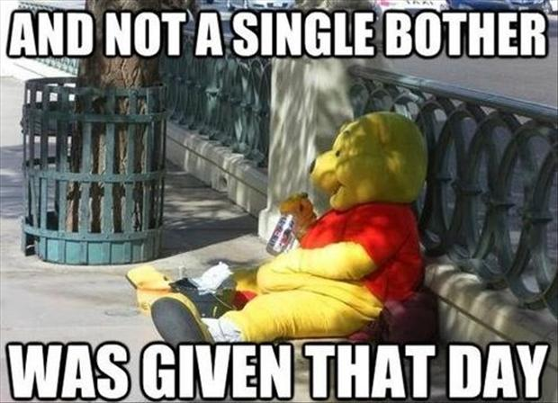 winnie the pooh, funny pictures