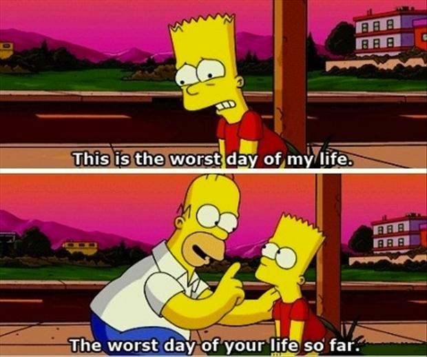 words of wisdom, from homer simpson