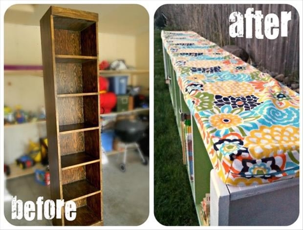 DIY-Fun-Crafts-Bookshelf-to-Bench