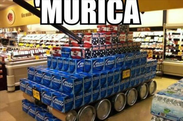 Funny Murica Pictures-murica tank