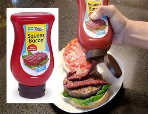 Funny Murica Pictures-squeeze bacon