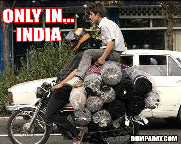Funny Only In Pictures- India