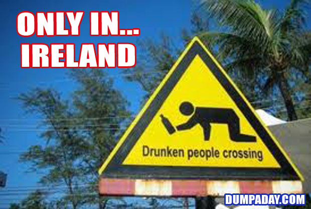 Funny Only In Pictures- Ireland