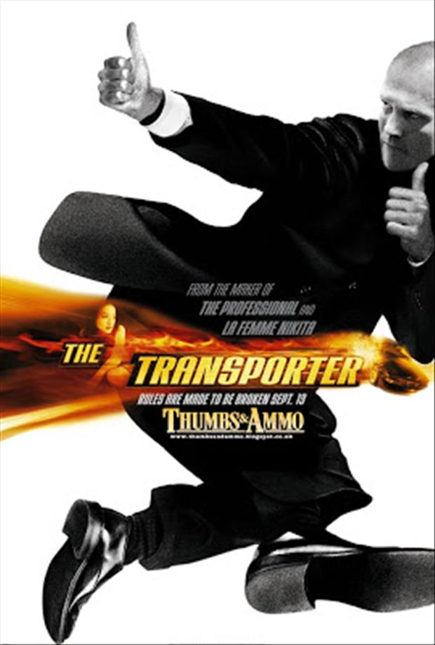 a Transporter thumbs Elliot D