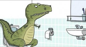 Funny T-Rex Pictures – 34 Pics