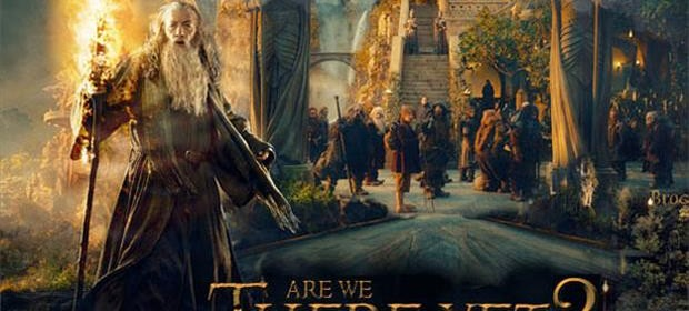 a lord of the rings movie poster