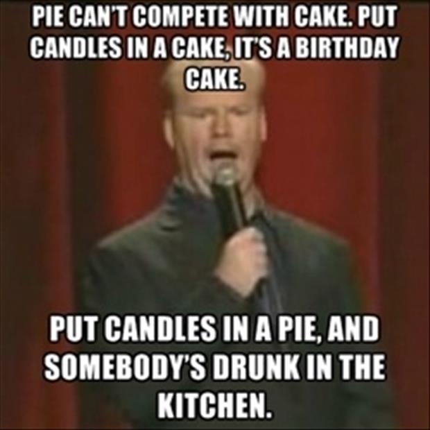 a pie vs cake funny quotes