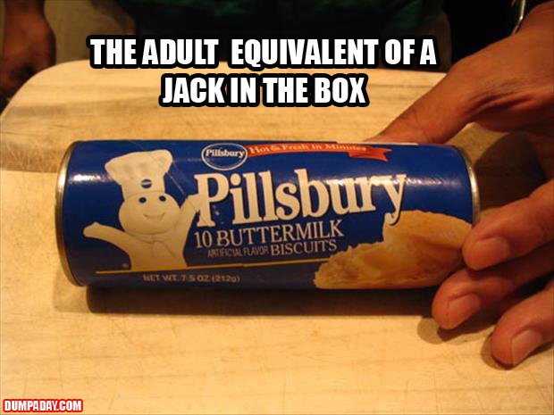 a pillsbury dough boy jack in the box