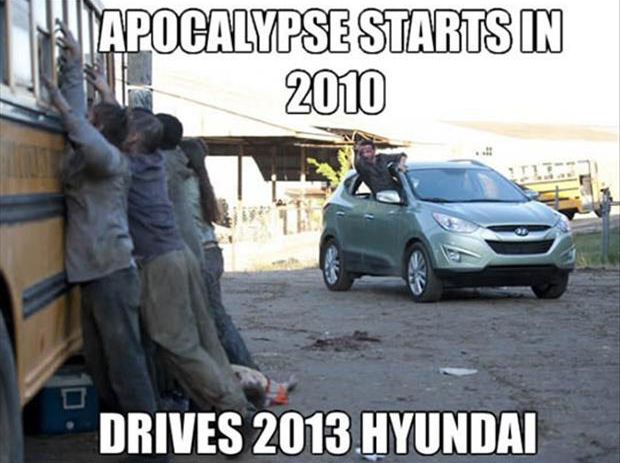 a the walking dead funny pictures