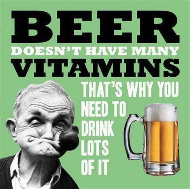 Funny Day Drinking Meme : Beer quotes dump a day