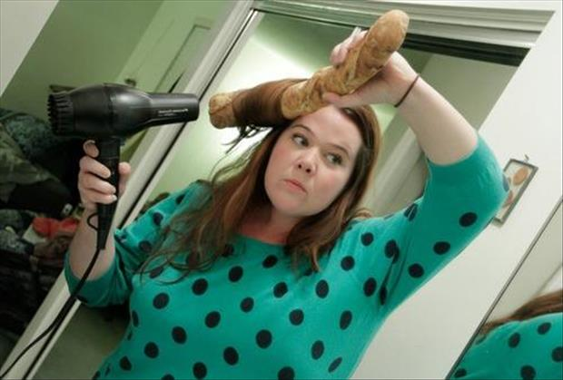 blow dry your hair like a boss