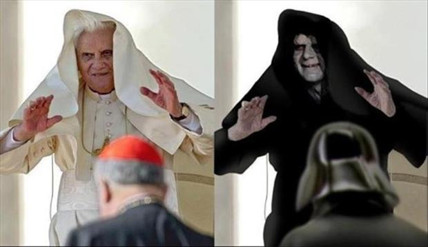 can't be unseen pope