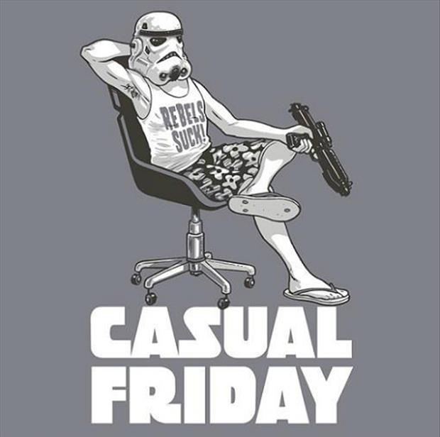 casual friday funny images