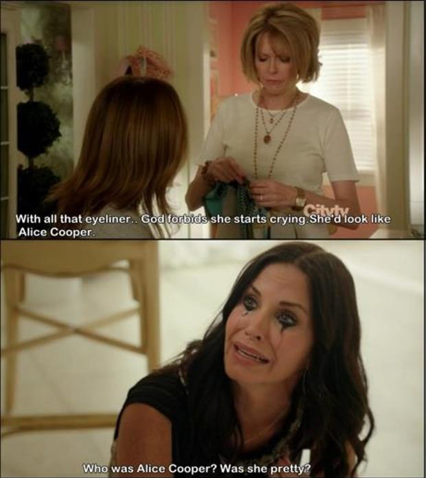 cougar town funny quotes