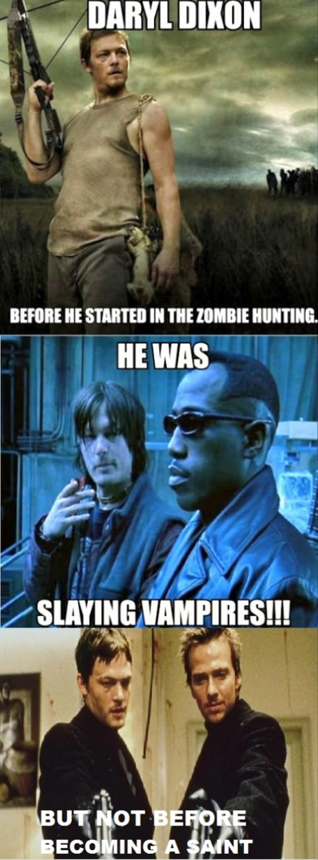 daryl dixon funny pictures