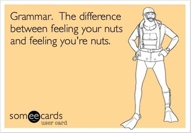 feeling your nuts