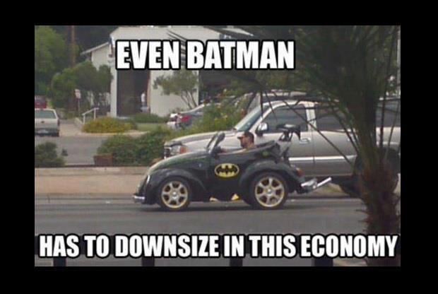 funny batmobile