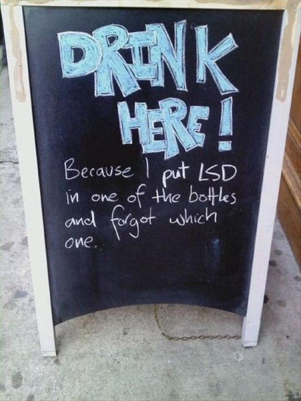 funny chalk board signs (12)