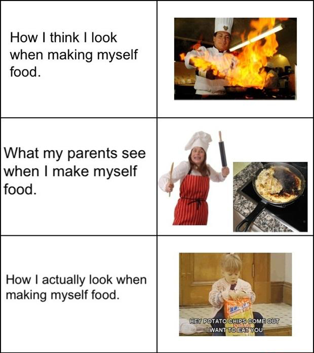 funny cooking