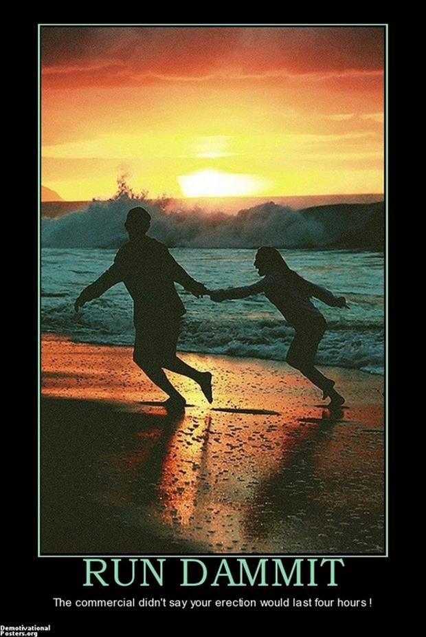 funny demotivational posters erections