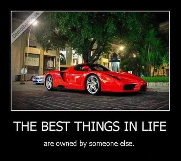 funny demotivational posters the best things in life