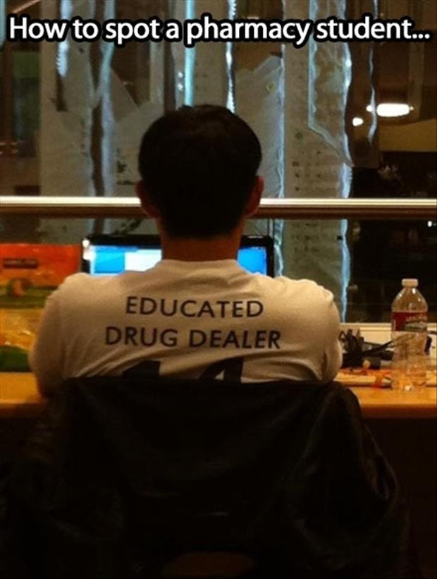 funny drug dealer