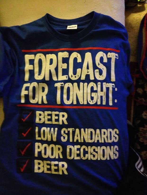 funny forecasts
