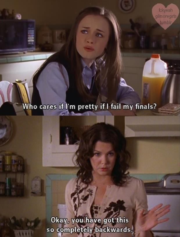 funny gilmore girls