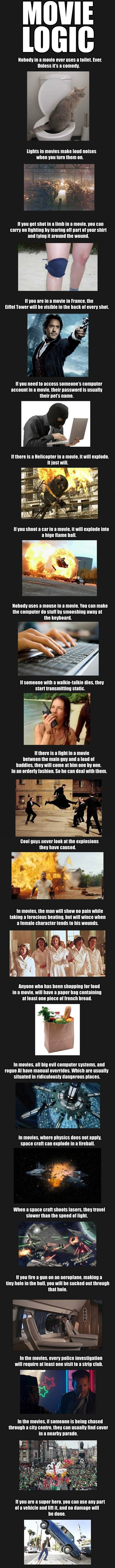 funny movie logic