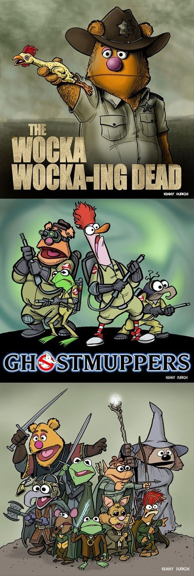 funny muppets