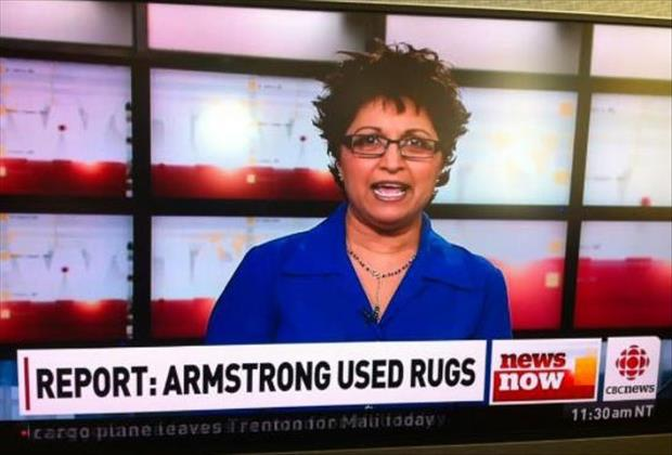 funny news armstrong used drugs