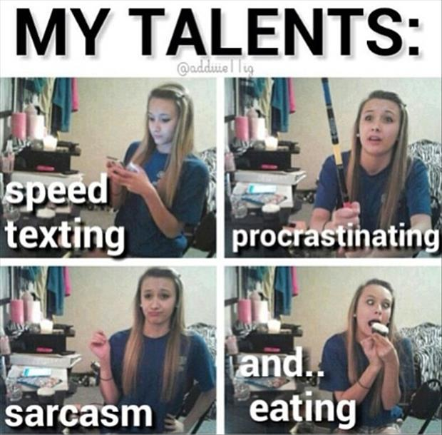 funny pictures talents