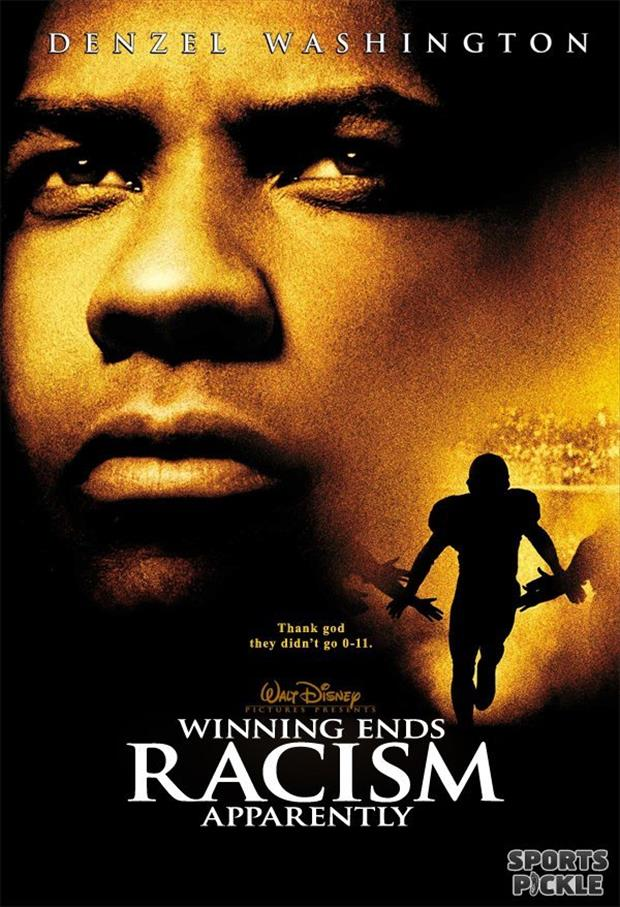 funny racism movie posters