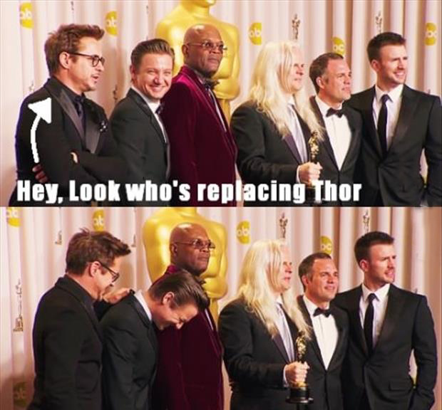 funny thor pictures