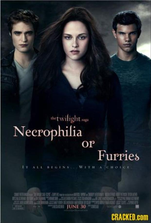 funny twilight movie posters