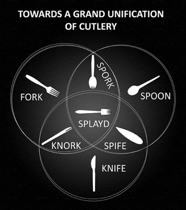 funny utensils