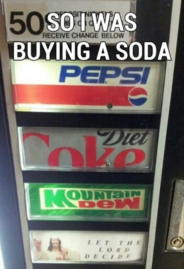 funny vending machines