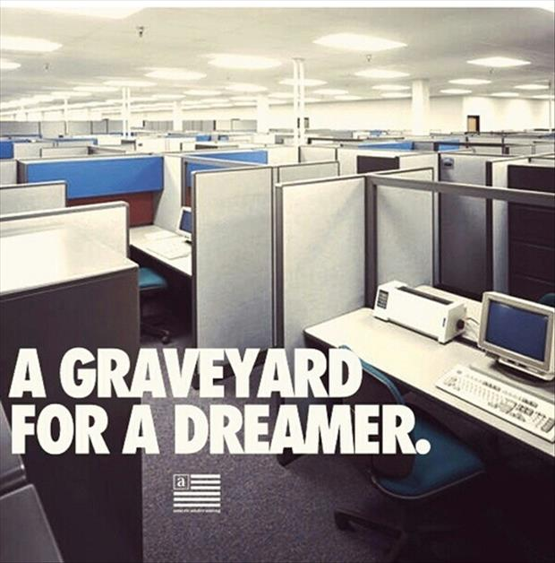 grave yard for a dreamer