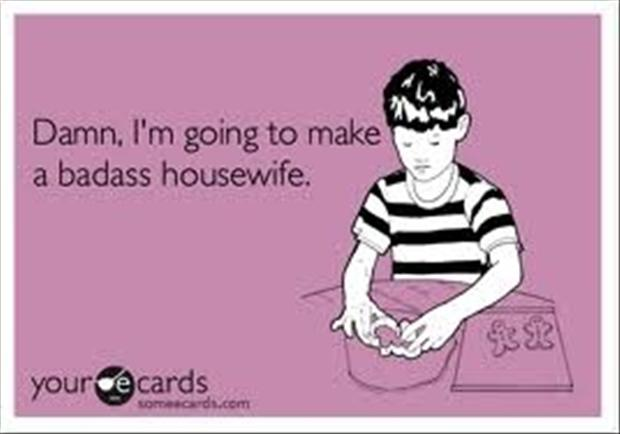 housewife, funny